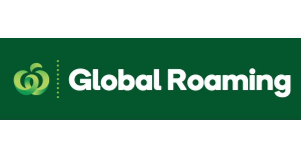 Woolworths Global Roaming Data SIM