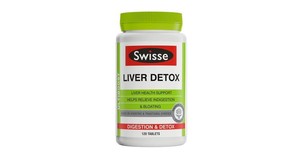 Ultiboost Liver Detox