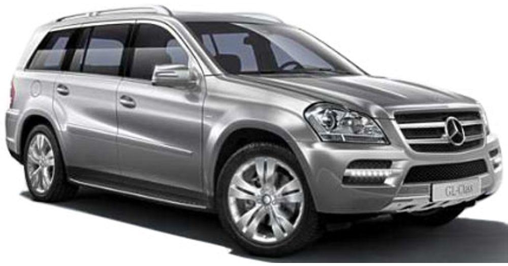 Mercedes-Benz GL-Class Reviews - ProductReview com au