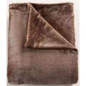 Kogan Heavy Mink Coral Fleece Blanket Mink
