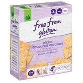 Woolworths Free From Gluten Pizza Flavoured Crackers