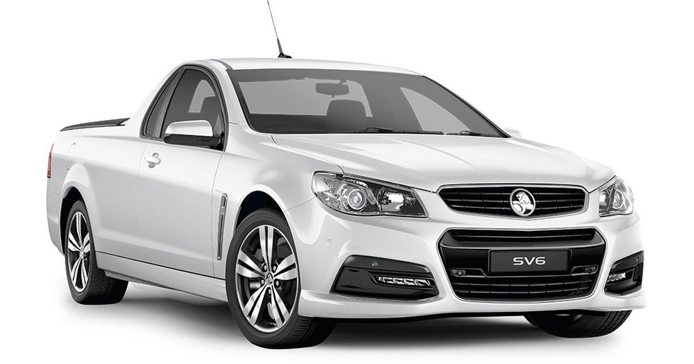 Holden Ute Reviews - ProductReview com au