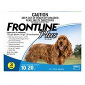 Frontline Plus Plus for Medium Dog (10 to 20kg)