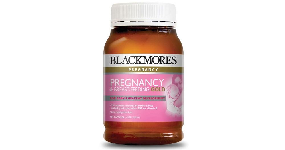 Pregnancy and Breast-Feeding Gold
