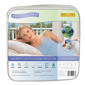 Protect-a-Bed Quilted Cotton Mattress Protector