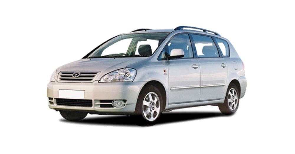 toyota avensis 2000 fuel consumption