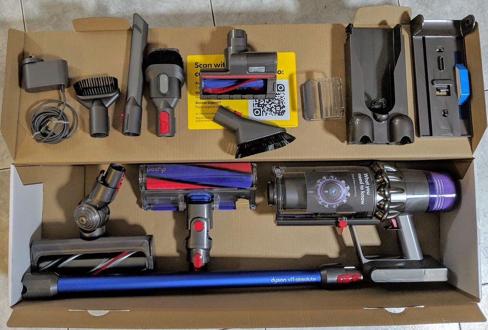 dyson 11 absolute